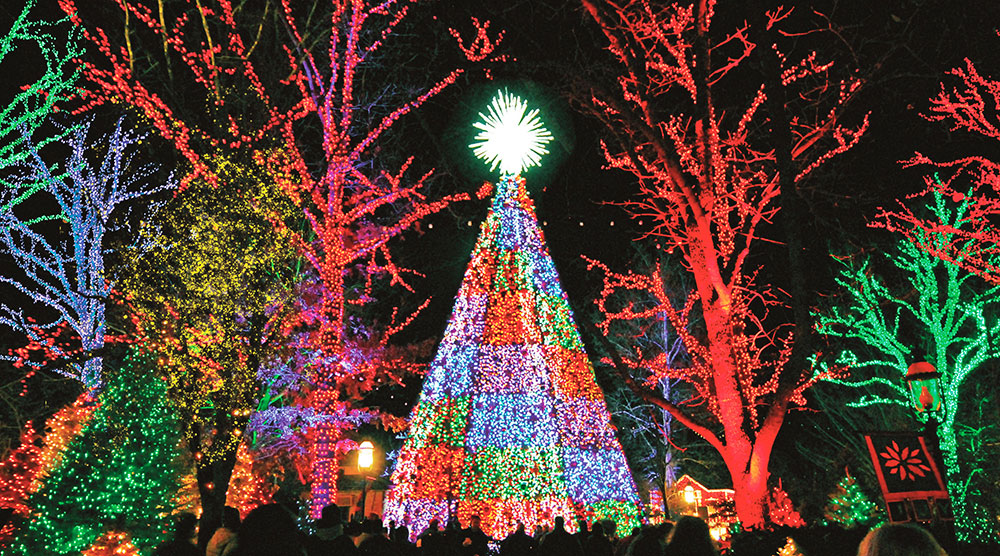 no matter how many times youve experienced christmas at silver dollar city the feeling you get when you enter the square for the first time each year - Silver Dollar City Christmas