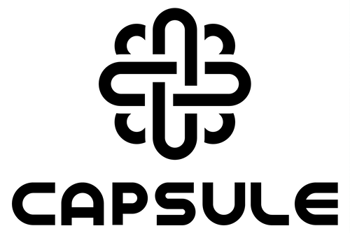 Capsule Logo wordmark