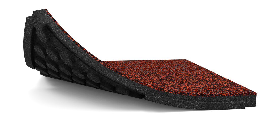 duraTrain Hybrid Series Black & Orange
