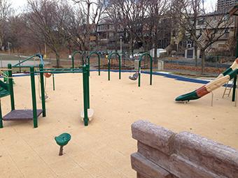 Eglinton Park - City of Toronto Canada Photo