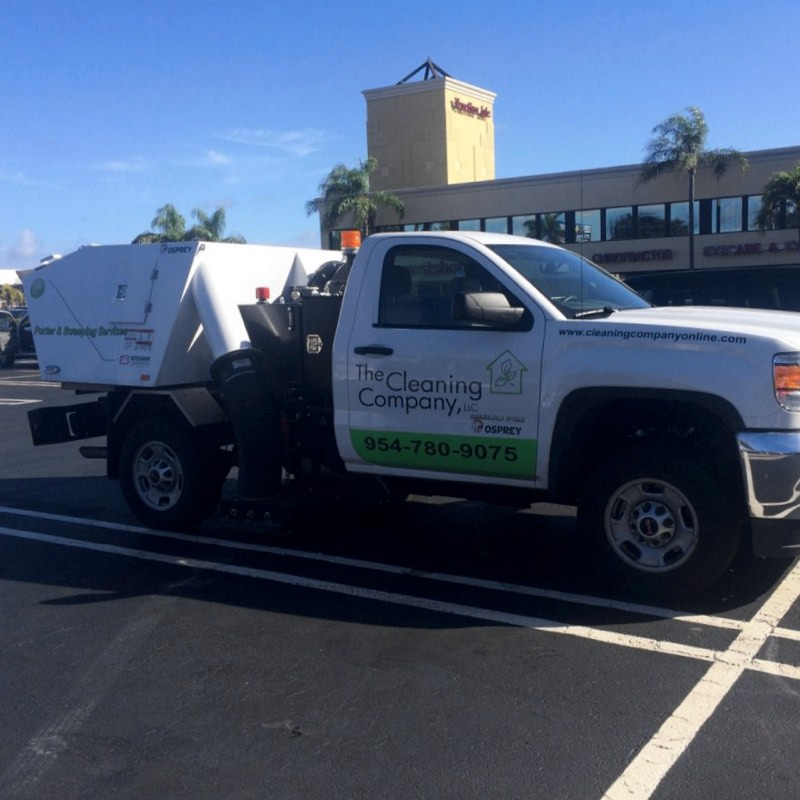 Parking lot and porter services completed for a company in Fort Lauderdale.