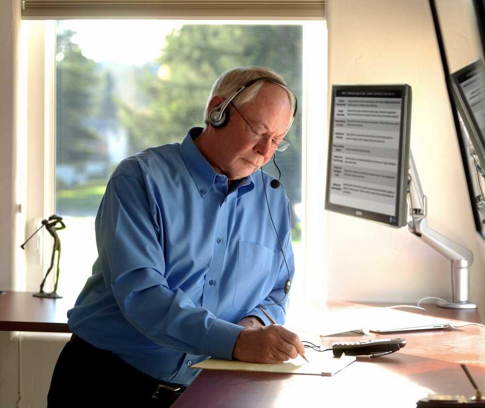 Business Coach Tom Nugent