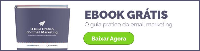 Ebook O Guia Prático do email marketing