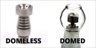 how to use a dome dab rig