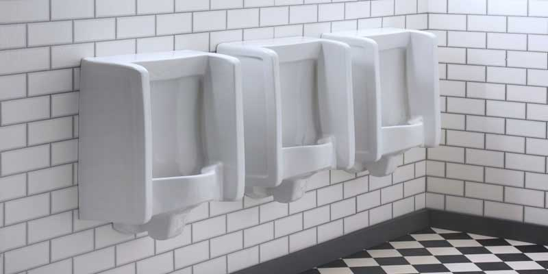 Niagara Floor Standing Urinals