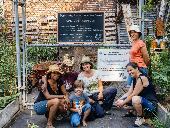 Beyond Food: Community Gardens as Places of Connection and Empowerment
