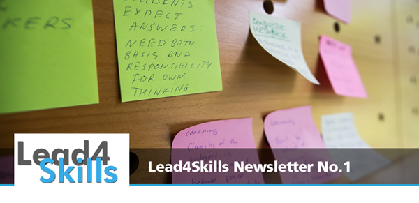Lead4Skills Newsletter