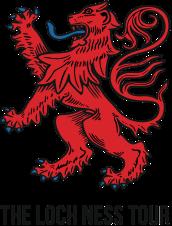The Loch Ness Tour Logo