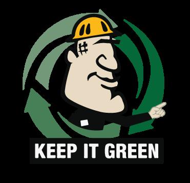 keep it green mr crumb