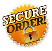 secure order button lock