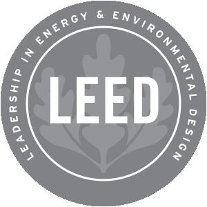 Leed logo small