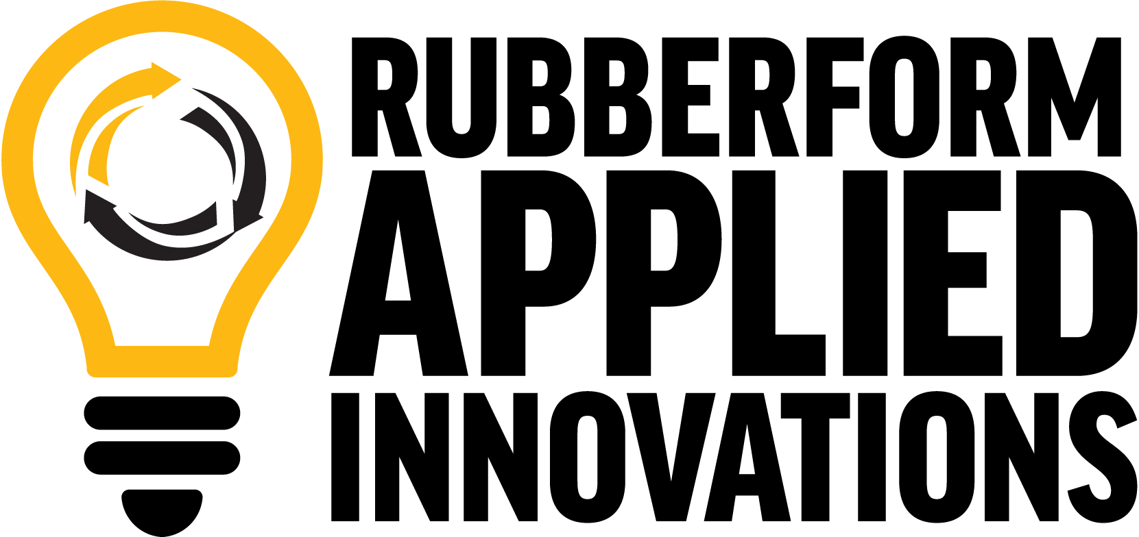 Rubberform applied innovations logo