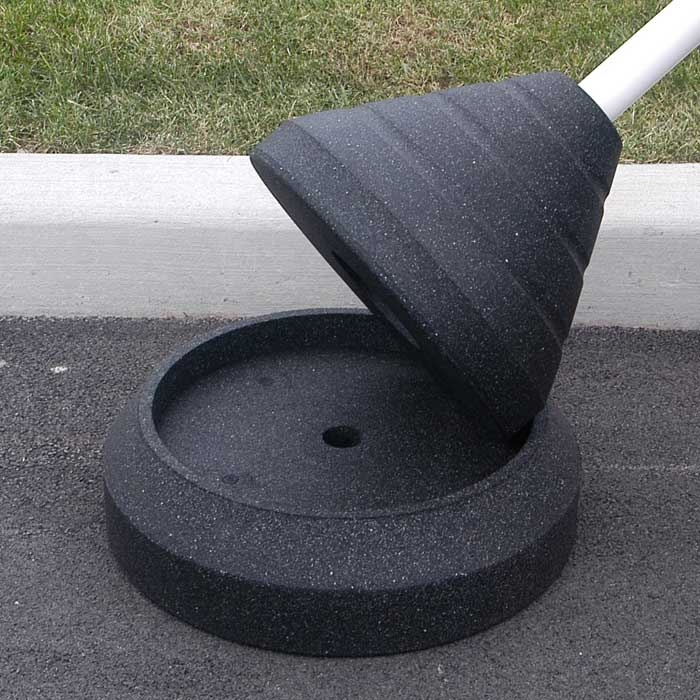 Rubber Sign Base Weight | RubberForm Recycled Products