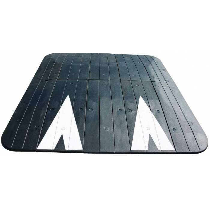 Speed Cushions for Traffic Calming