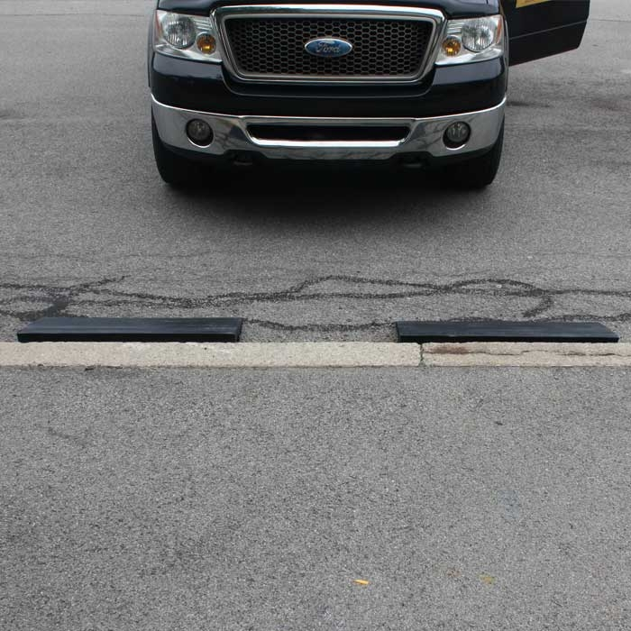 Curb Ramp | RubberForm Recycled Products, LLC