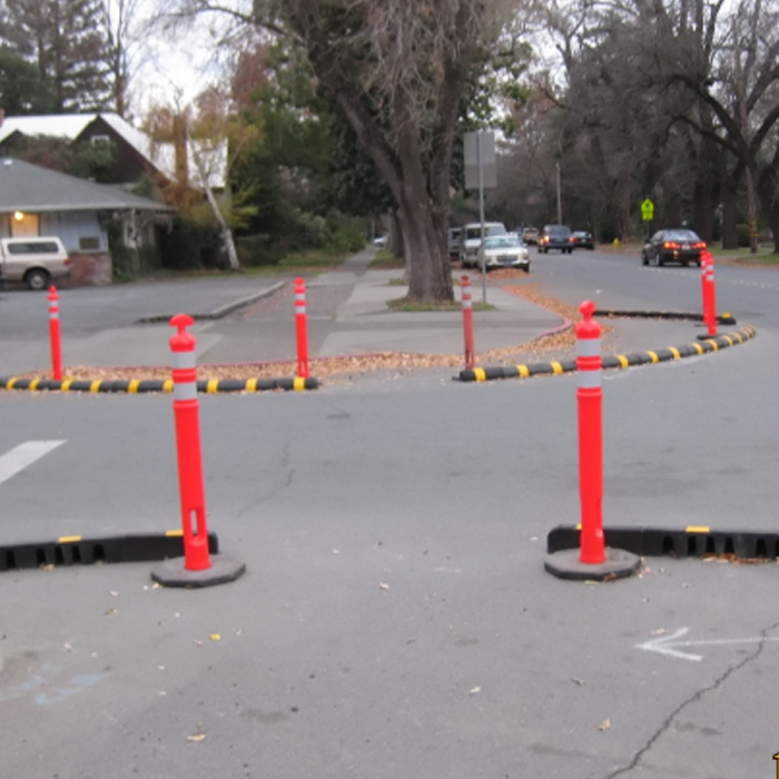 Engineered Rubber Curb System | RubberForm Products