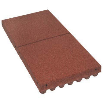 Rubber Rooftop Pavers | RubberForm Recycled Products