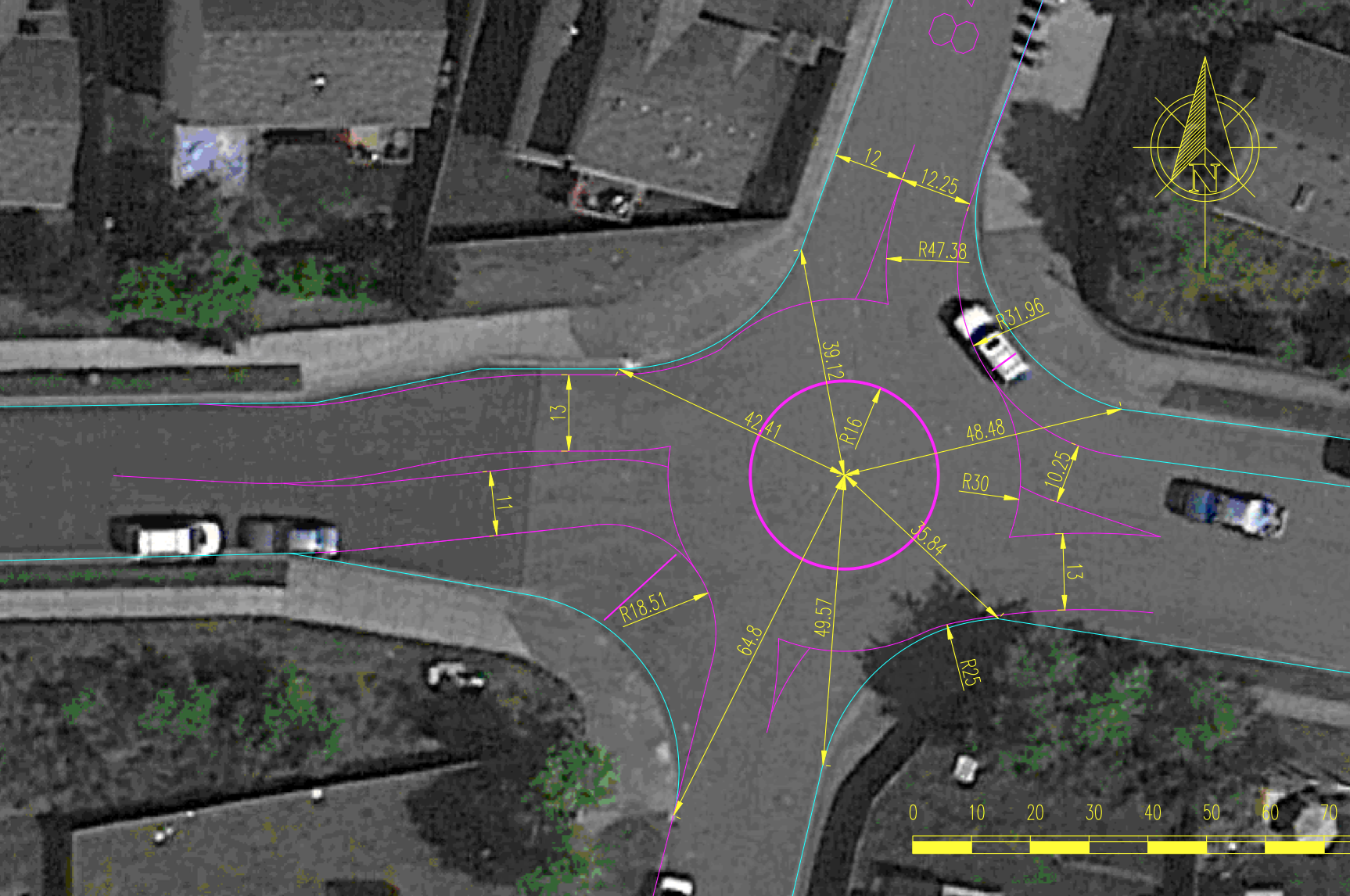 Mini Roundabouts | RubberForm Recycled Products, LLC
