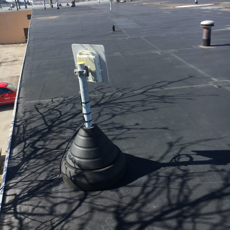 Roof Demarcation Base Systems