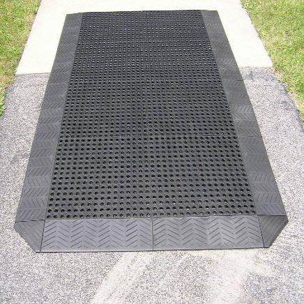 Anti Slip Tread Safe Safety Flooring | RubberForm