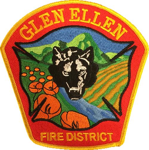 Glen Ellen Fire District Logo