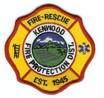 Kenwood Fire Protection District Logo