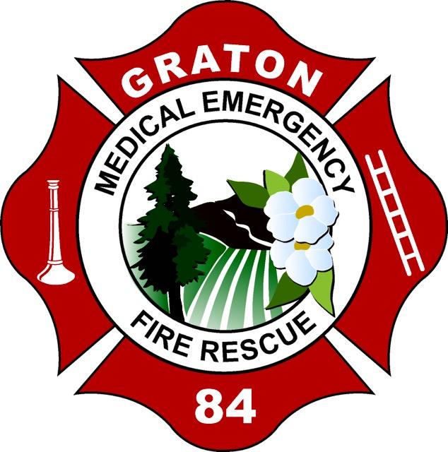 Graton Fire Protection District Logo