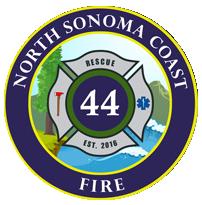 North Sonoma Coast Fire Protection District Logo