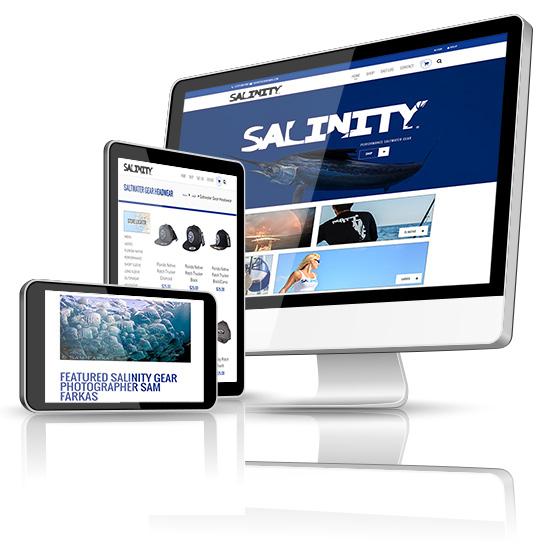 Salinity Gear Clothing Line