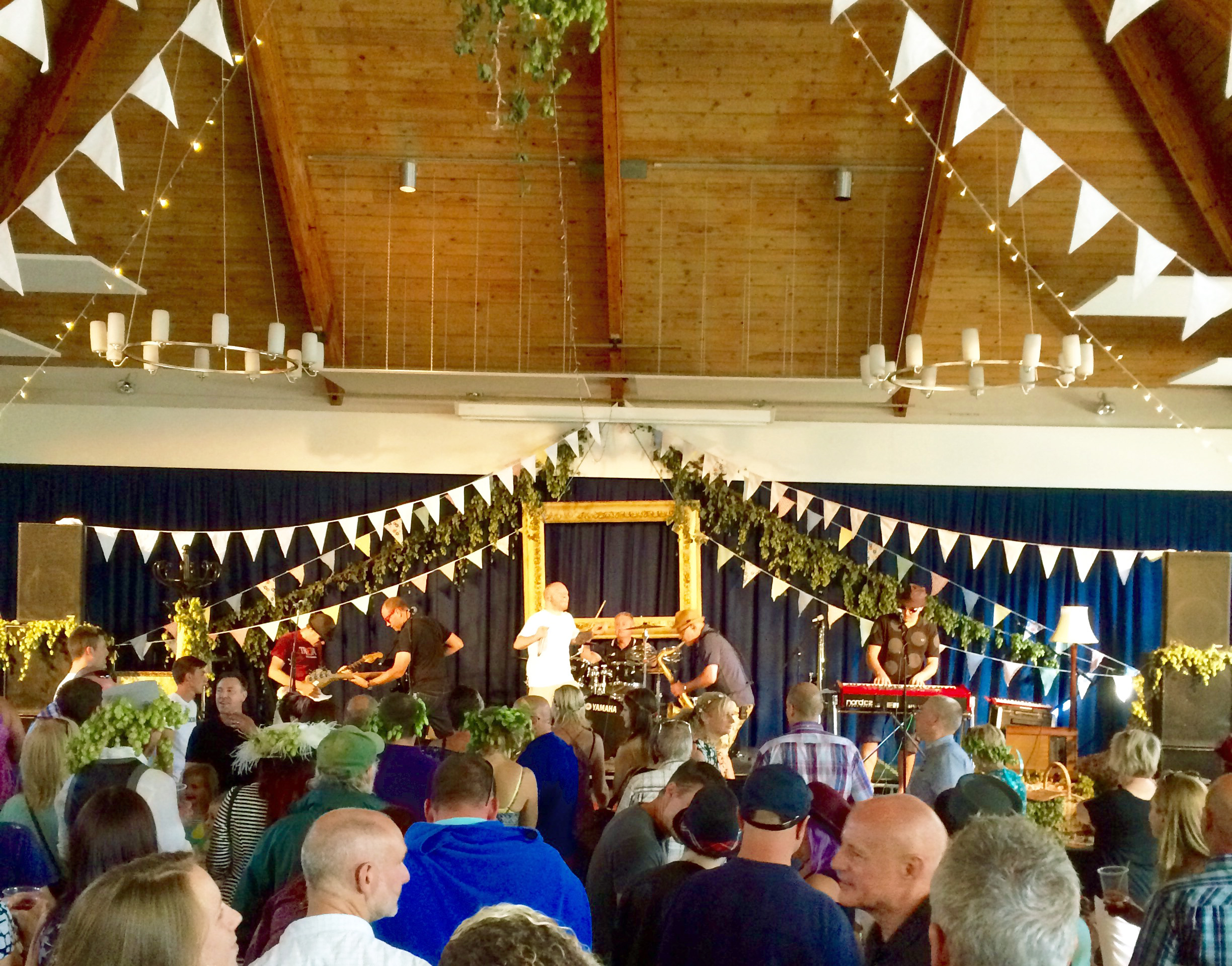 The Faversham Hop Festival - free gigs here