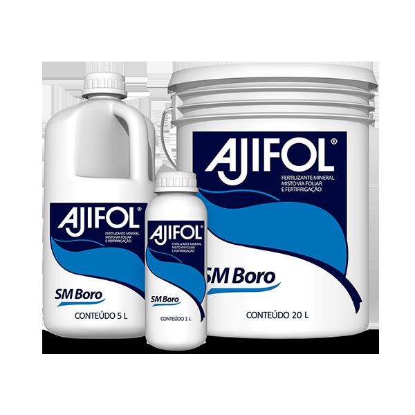 Fertilizante Ajinomoto Ajifol SM Boro