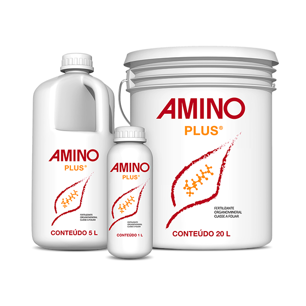 Fertilizante Ajinomoto Amino Plus