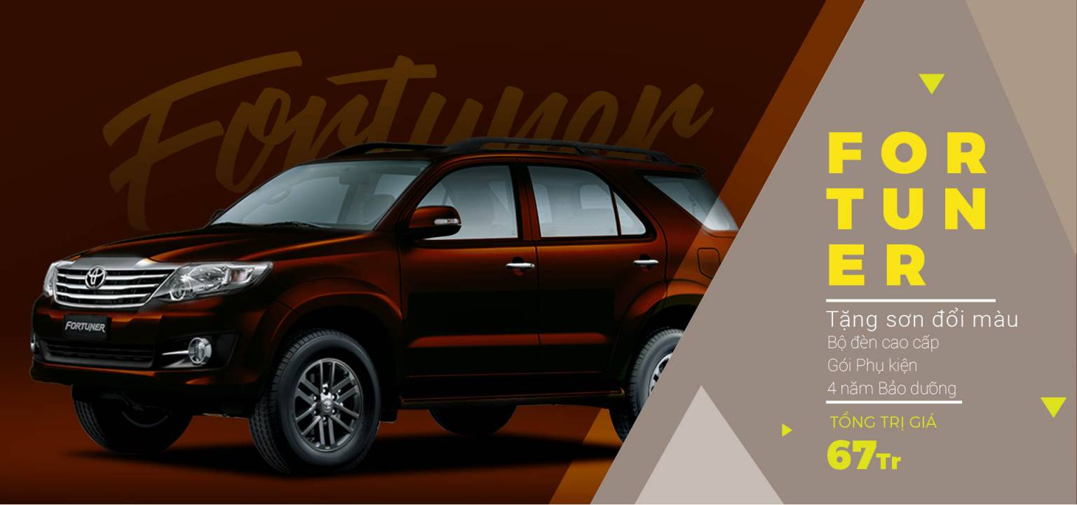 dong xe fortuner