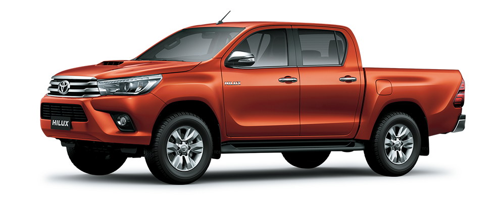 xe hilux