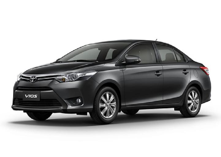 giá xe Toyota vios