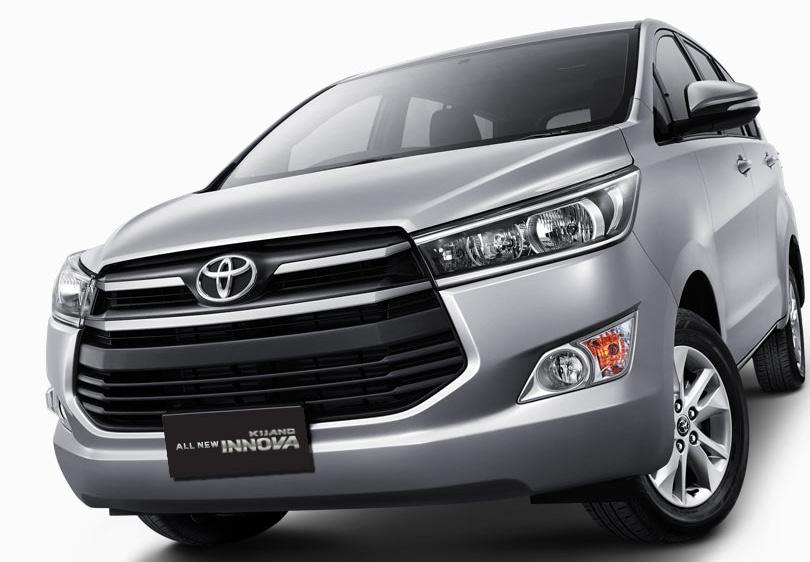 Giá xe Toyota Innova 7 chỗ - Sức hút từ phân khúc MPV