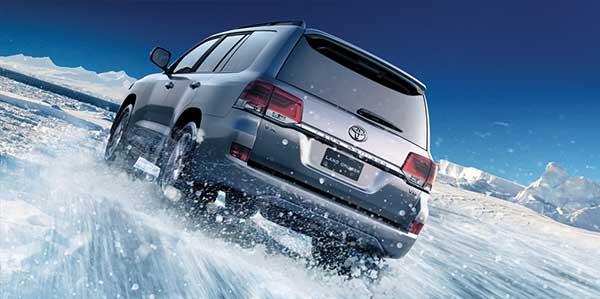 dòng xe Toyota - xe toyota nhập khẩu