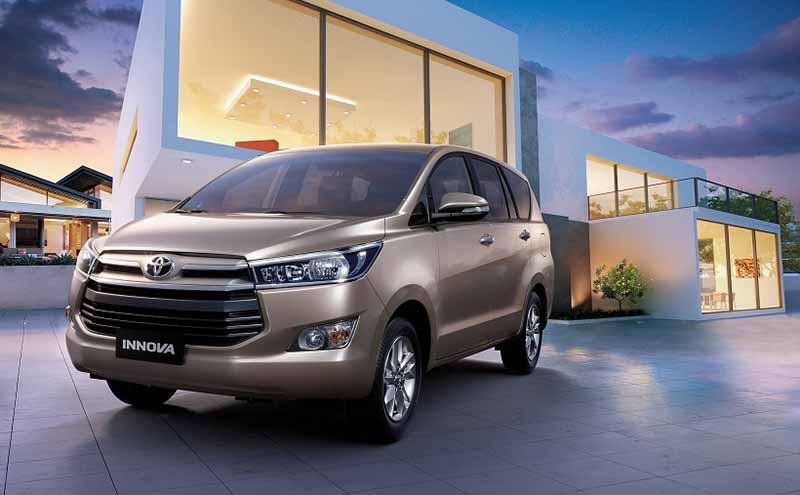 dòng xe Toyota - xe innova