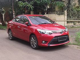 xe Toyota Vios thứ 3