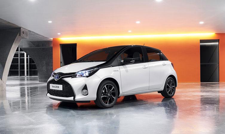 Bảng giá xe Toyota phân khúc Hatchback cập nhật