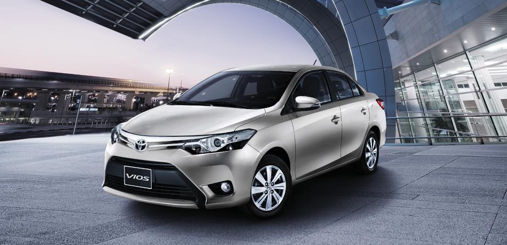 XE Toyota Vios 2017