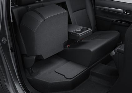 hệ thống ghế hilux 2.4 e