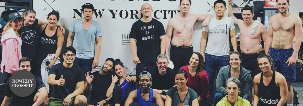 Top Crossfit Gyms in New York