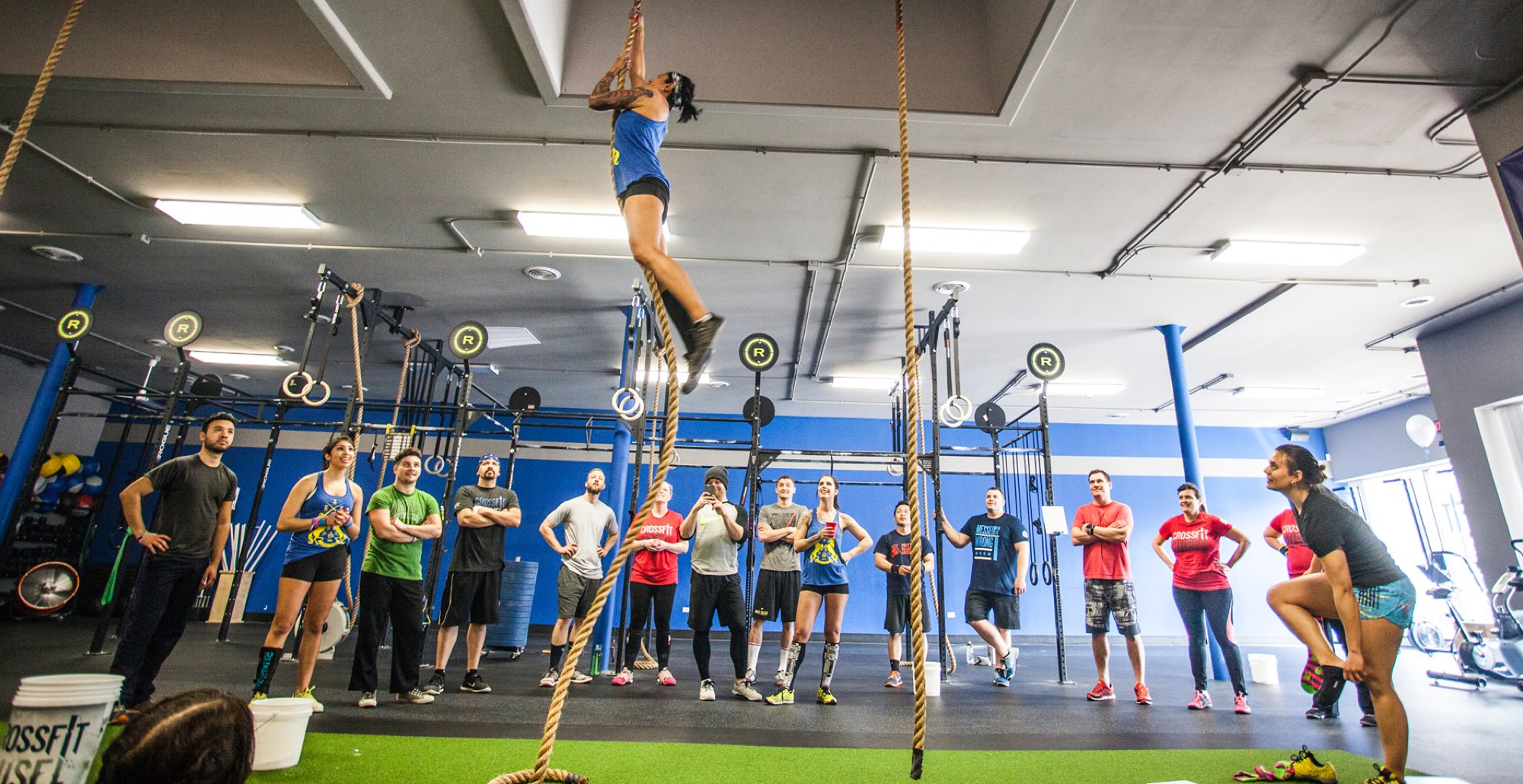 Top Crossfit Gyms in Chicago