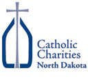 Catholic Charities of North Dakota Logo Image