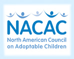 CACAC North American Council on Adoptable Children Logo Image