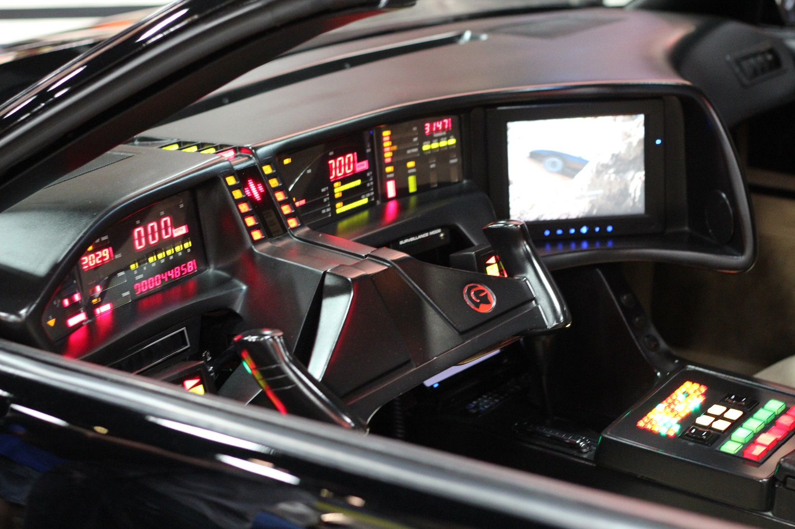 driver in a connected car