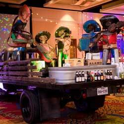 Ornamental Truck