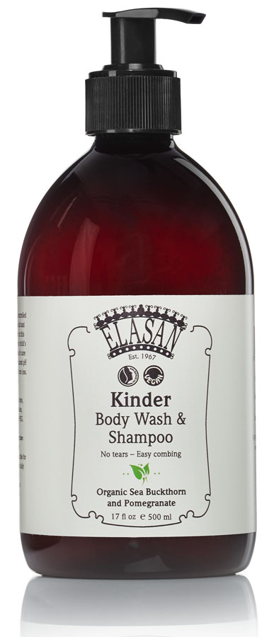 KINDER BODY WASH SHAMPOO