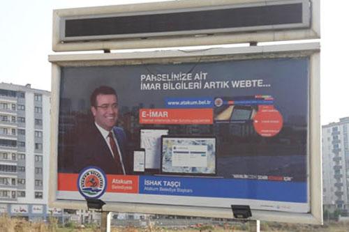 Atakum Belediyesi Netcad